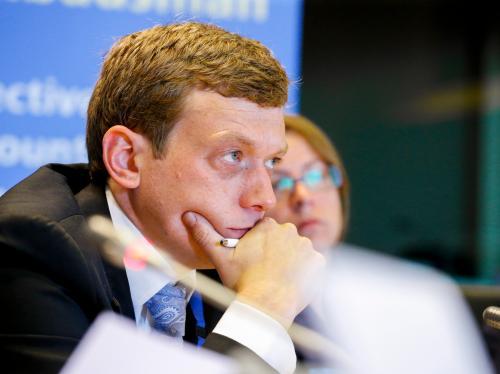 Moderator: James Crisp, EurActiv