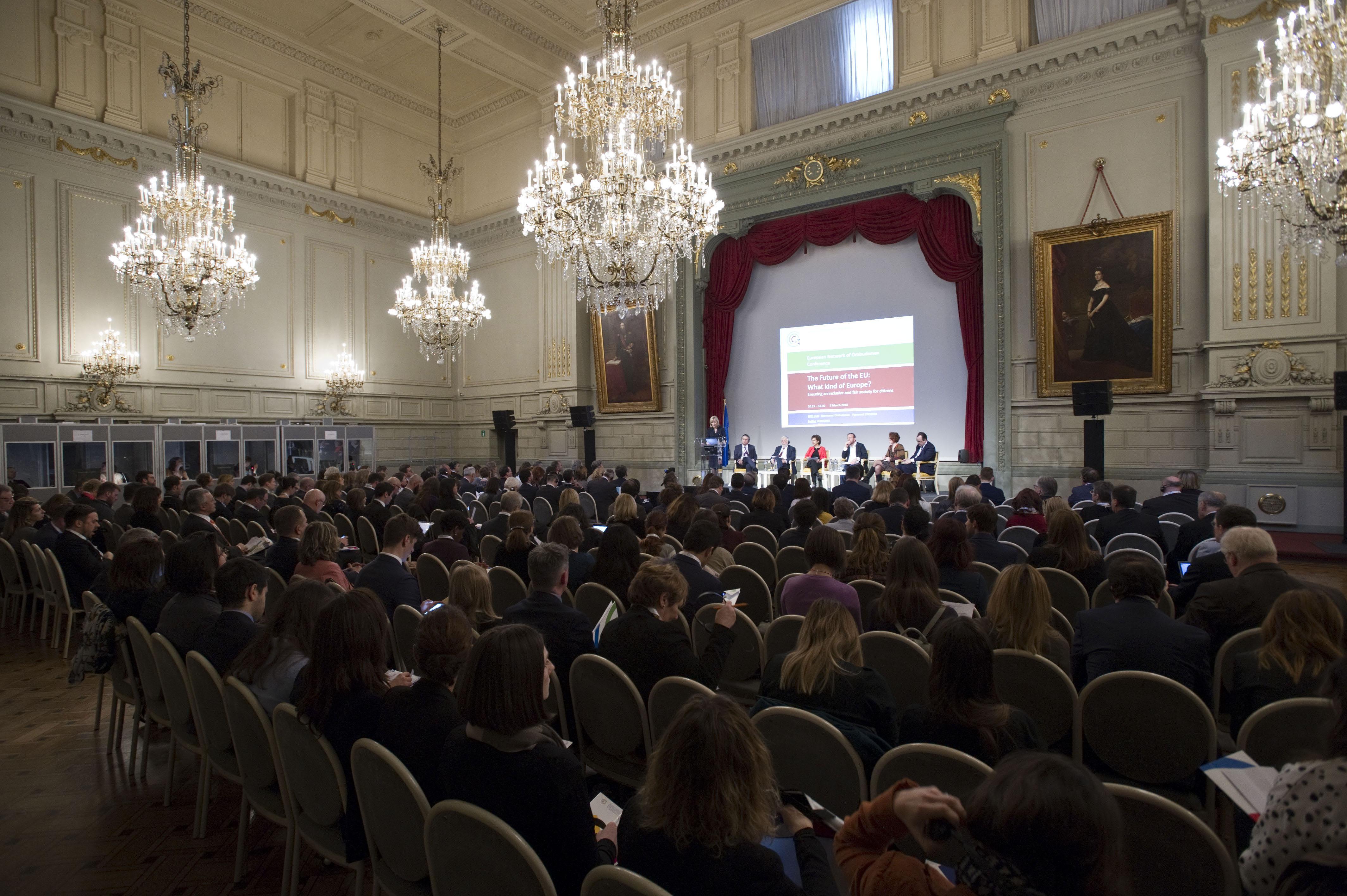 European Network of Ombudsmen Conference 2018