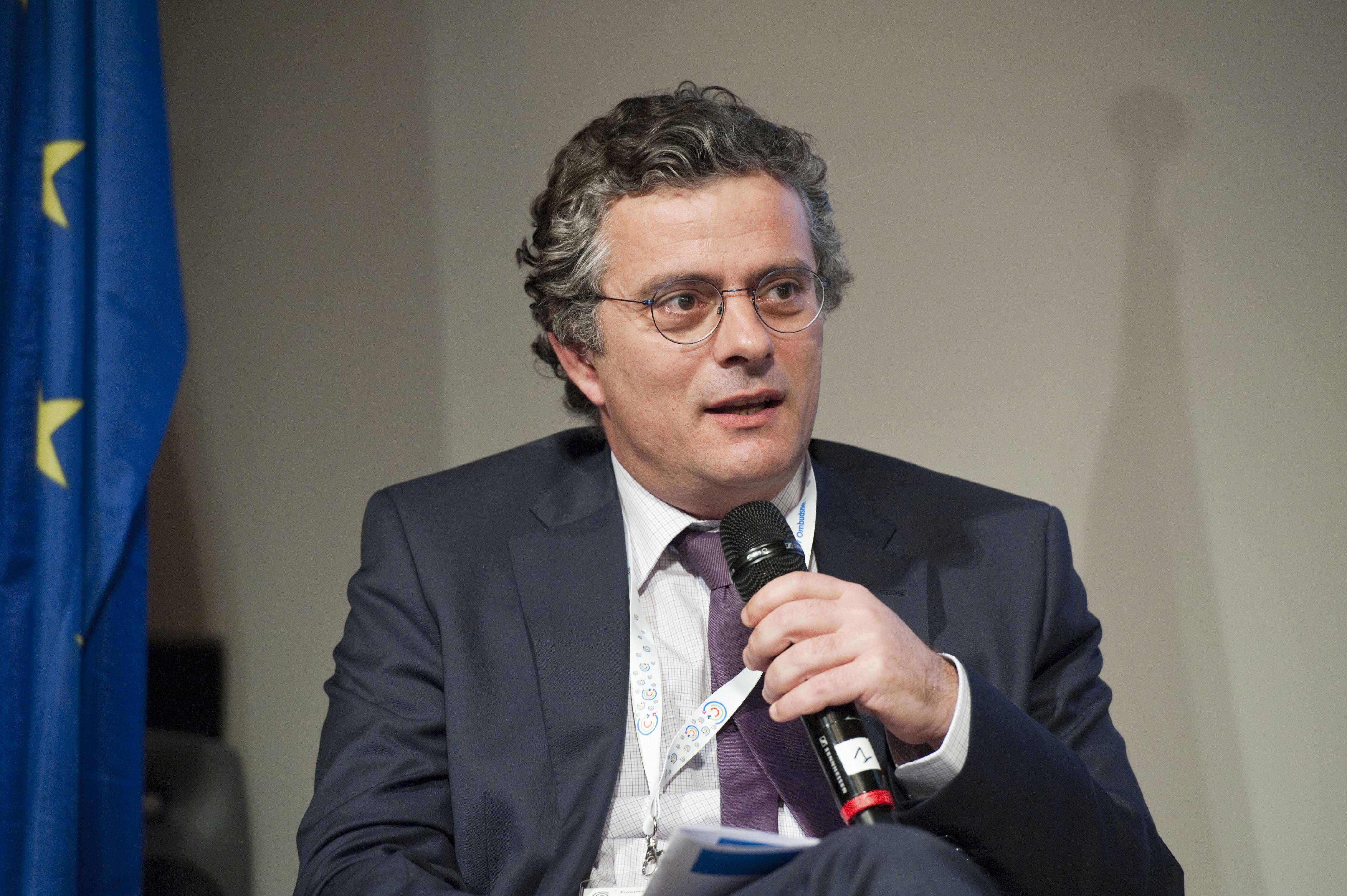 Andreas I. Pottakis, Greek Ombudsman