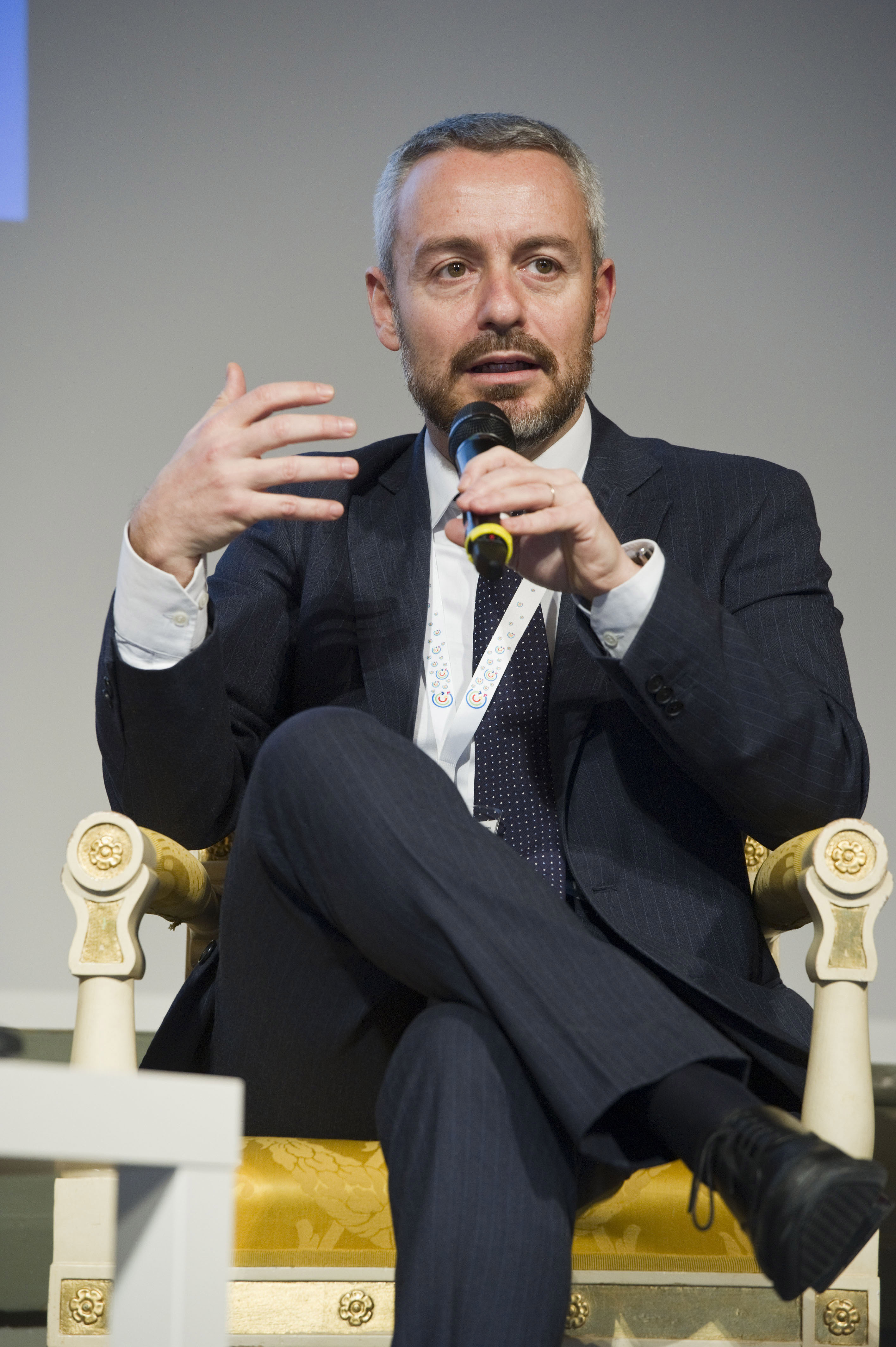 Alessandro Bellantoni, Senior Policy Analyst and Head of the Open Government Unit, OECD