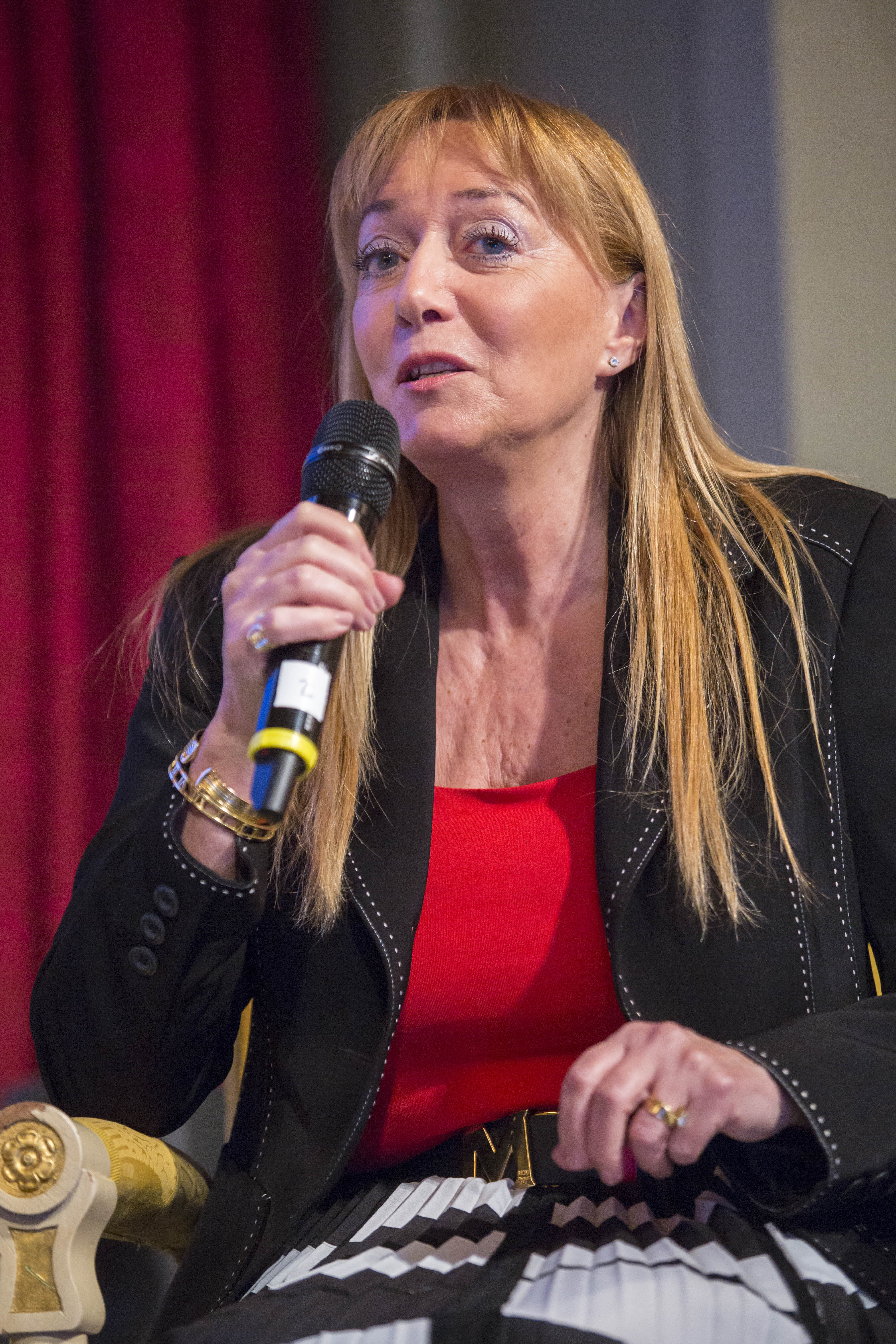 Marlene Mizzi, Vice-Chair of the Committee on Petitions, European Parliament