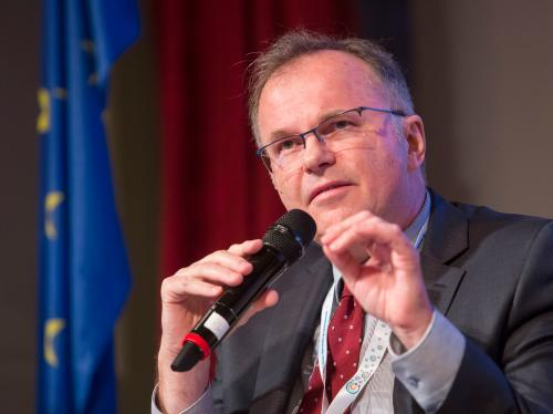 Günther Kräuter, Austrian Ombudsman and IOI Secretary General