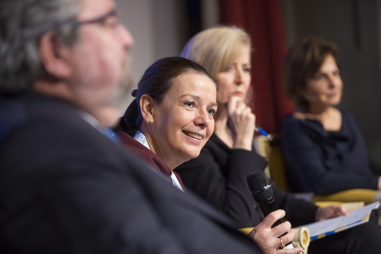 Elisabeth Rynning, Swedish Chief Parliamentary Ombudsman