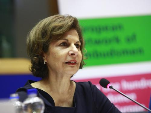 Shada Islam, Director, Friends of Europe