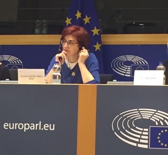 Maite Pagazaurtundúa Ruiz, Member of the European Parliament