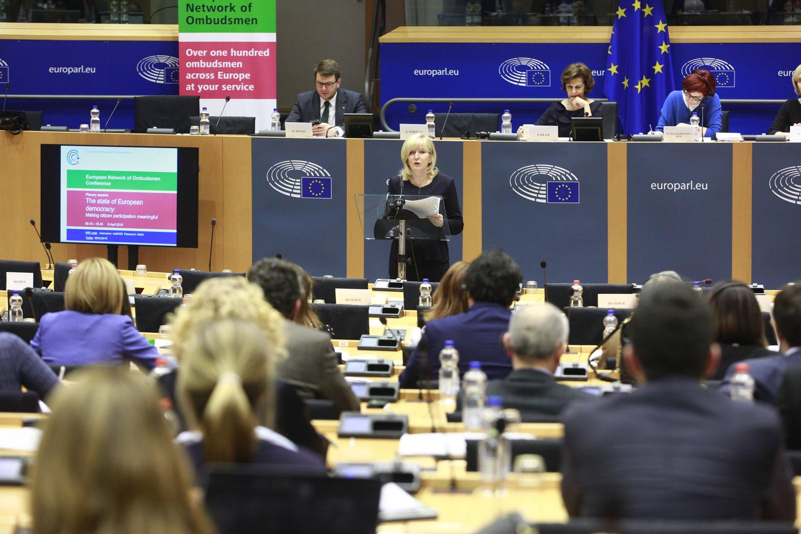European Network of Ombudsmen Conference 2019