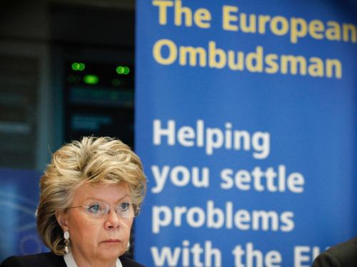 It's our Europe: Let's get active! - Viviane Reding