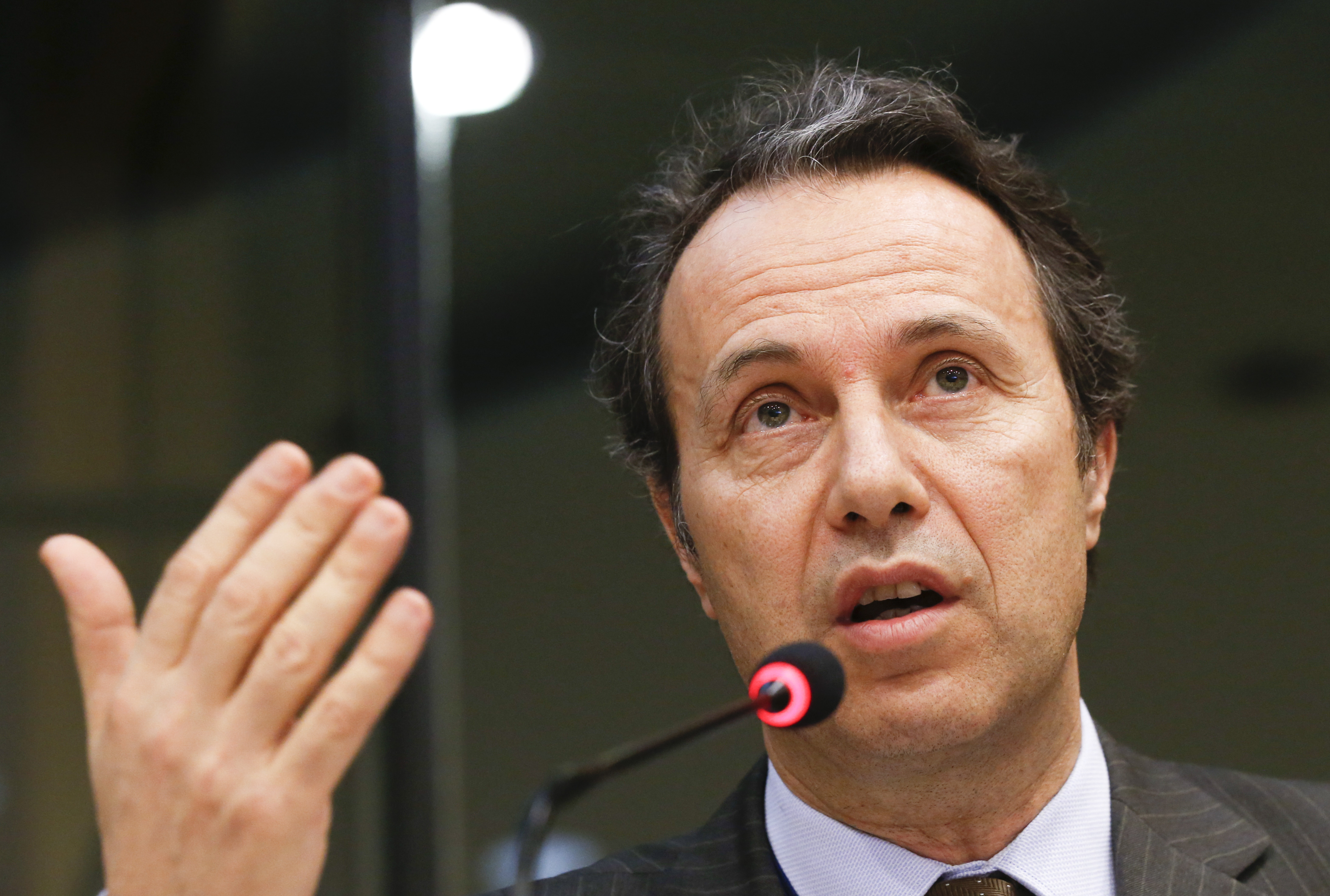Arnaldo Abruzzini, Secretary-General of Eurochambres