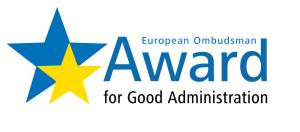 European Ombudsman Award for Good Administration