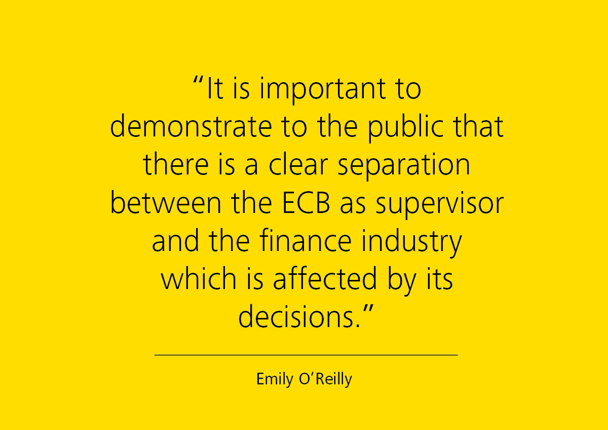 Emily O'Reilly European Ombudsman