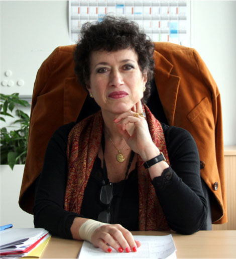 Cesira D'Aniello, Secretary-General of the European Ombudsman's Office.