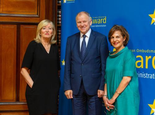 Award for Good Administration 2019