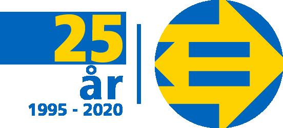25 år: 1995-2020