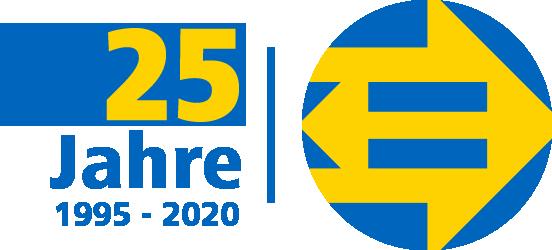 25 Jahre: 1995-2020