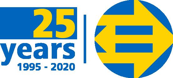 Logo - 25 years