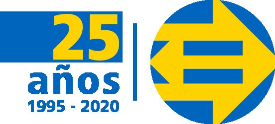 25 años: 1995-2020