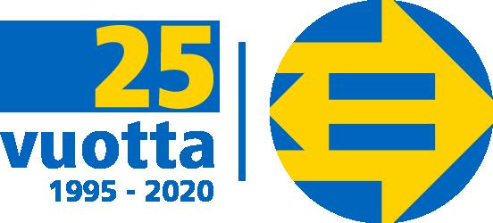 25 vuotta: 1995-2020