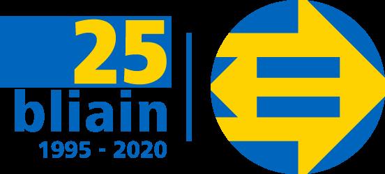25 bliain: 1995-2020