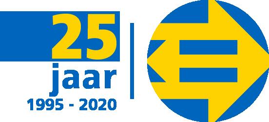 Logo - 25 jaar