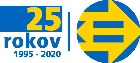 25 rokov: 1995-2020
