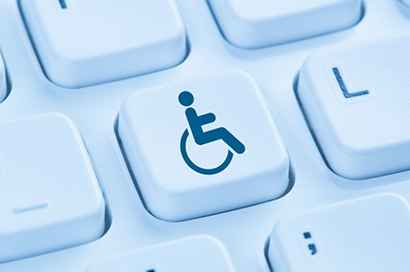 EO web accessibility