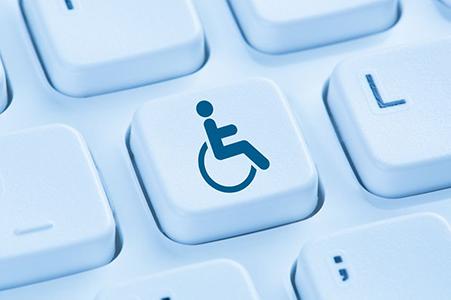 EO web accessibility