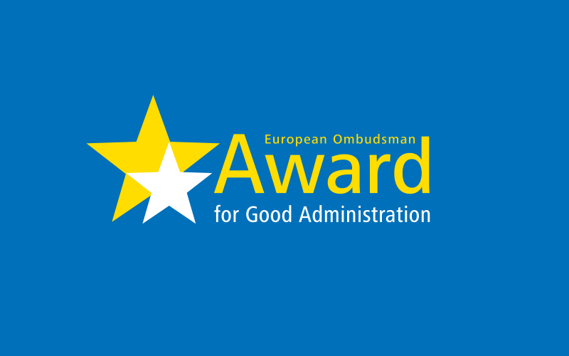![Ombudsman launches 'Award for Good Administration 2021']