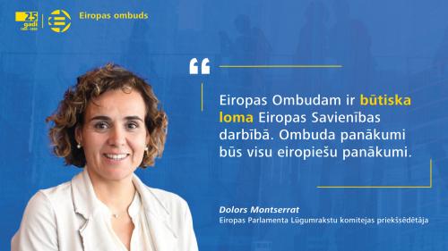 <i>Dolors Montserrat</i>