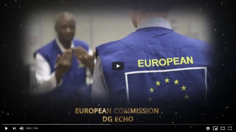 Video of the winner of the Award for Good Administration
