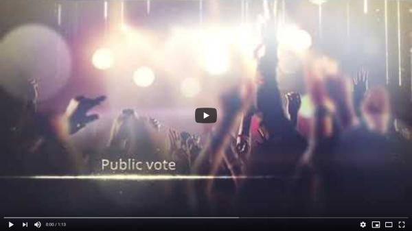 Video of the winner in Most popular with the public category of the Award for Good Administration